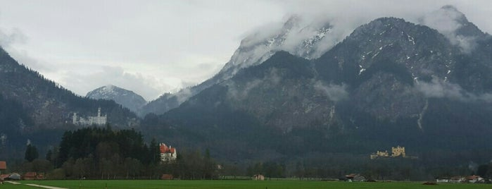 Schwangau is one of All-time favorites in Germany.
