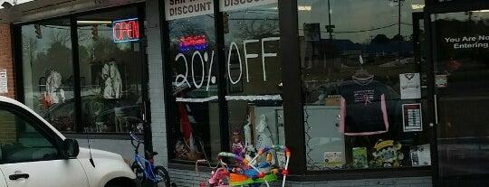 Peninsula Thrift Stores