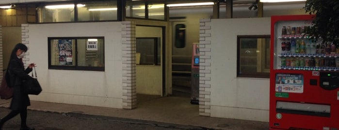 Haramizu Station is one of 豊肥本線.