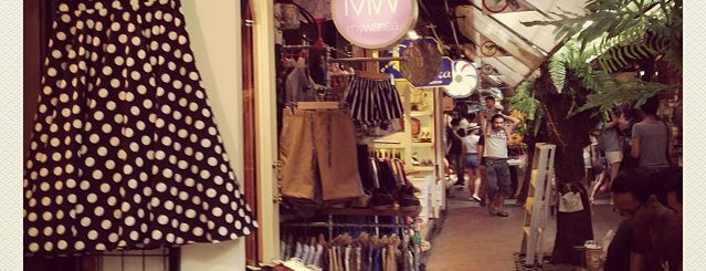 Chatuchak Weekend Market is one of Marketplace ¥.