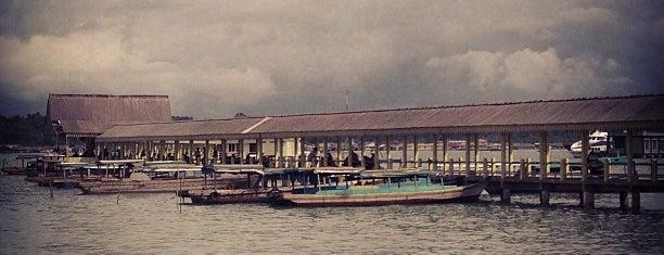 Sri Bintan Pura Ferry Terminal is one of Kepri.