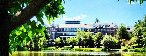 Bates College is one of Documerica.