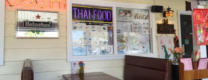 Thai Am II is one of St Pete / Tampa area vegan options.