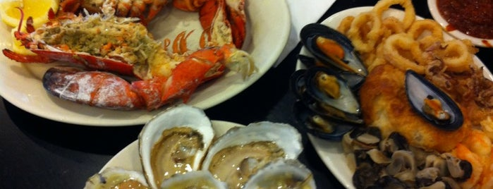 Randazzo's Clam Bar is one of NYC Food Worth Traveling For.