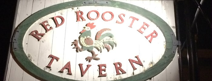 The Red Rooster Tavern is one of Pentwater Destinations.