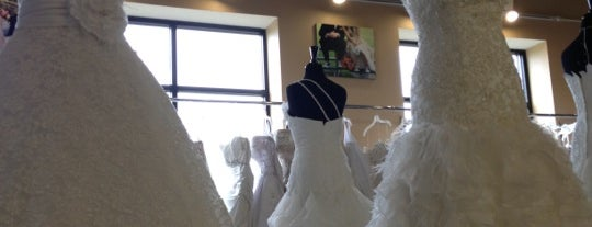 Eva's Bridal Center is one of Potential Vendors.