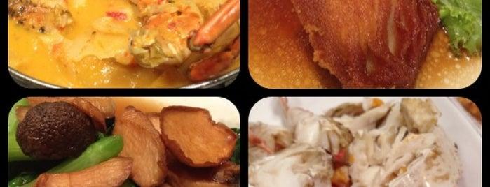 แหลมเจริญ ซีฟู้ด (Laem Cha-Reon Seafood) is one of Must-visit Food in เทพารักษ์.