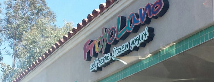 Froyoland is one of Must-visit Food in Murrieta.