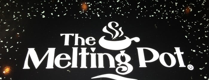 The Melting Pot is one of In the neighborhood: IN.