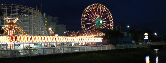 Family Kingdom Amusement Park is one of Guide to Myrtle Beach's best spots.