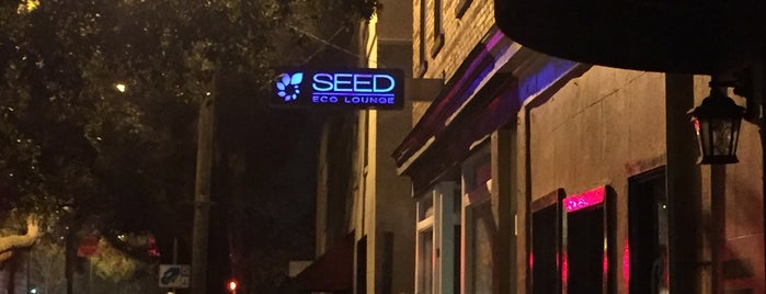 SEED Eco Lounge is one of Get Shitty for Cheap.