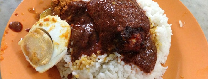 Nasi Ganja is one of fave dine.