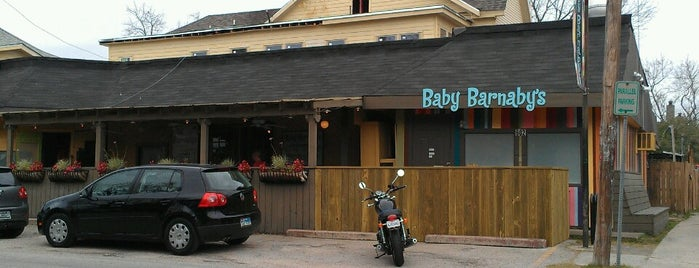 Baby Barnaby's is one of Brunch.
