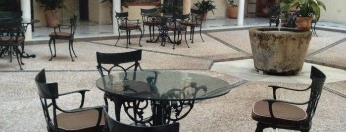 NH Amistad Hotel Córdoba is one of Donde comer y dormir en cordoba.