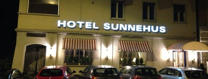 Sunnehus is one of Hotels.