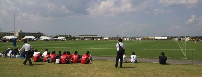 市原スポレクパーク is one of football.