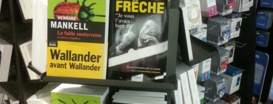 Fnac is one of Libraries and Bookshops.