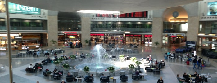 Flughafen Ben Gurion (TLV) is one of Airports been to.