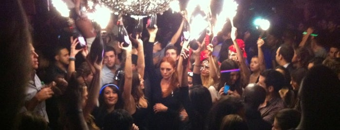 Lavo is one of Where to go in NYC.