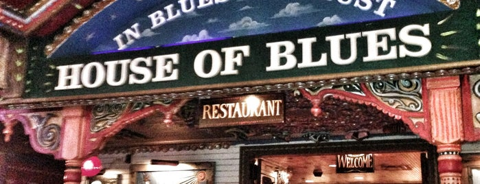 House of Blues is one of asdf.