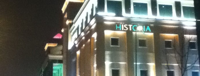 Historia is one of İST semt.
