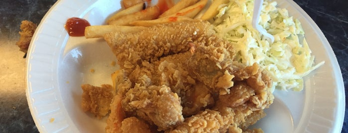 The 15 best places for a cole slaw in houston for Fountainview fish market