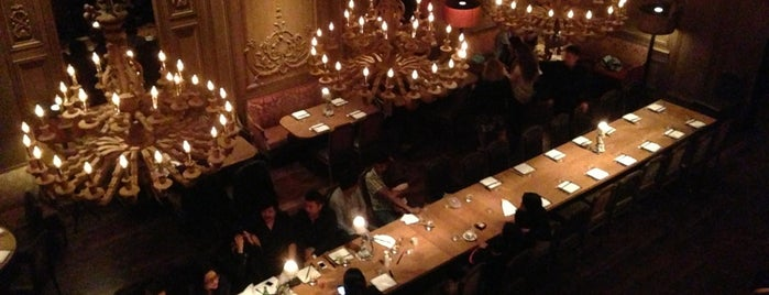 Buddakan is one of Asian Food in NYC.