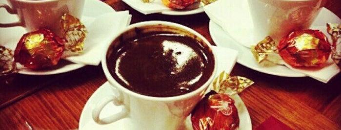 Kahve Dünyası is one of Istambul food.