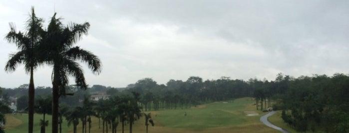 Sentul Highlands Golf Club is one of Birdie Badge (Jakarta).