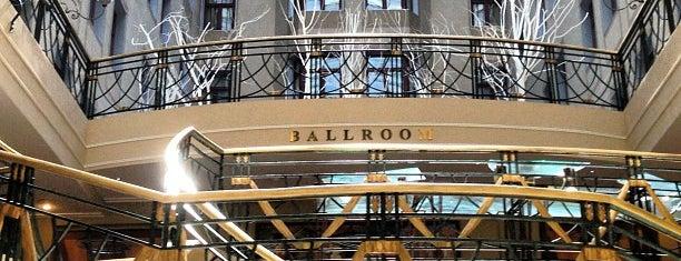 Renaissance St. Petersburg Baltic Hotel is one of Ren.