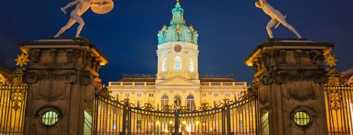 Schloss Charlottenburg is one of Berlin, must see!.