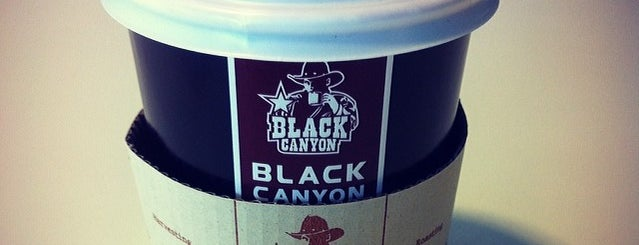 Black Canyon (แบล็คแคนยอน) is one of ?.