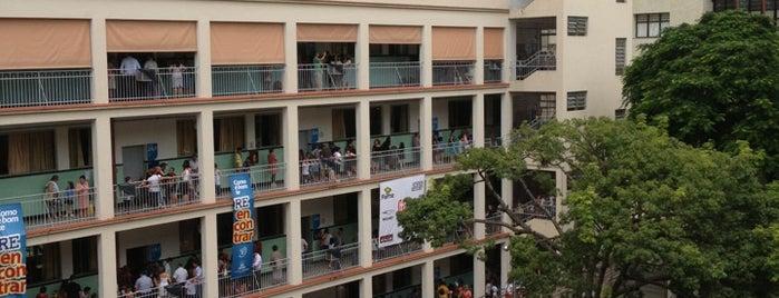 Colégio Marista Rosário is one of Meus locais.