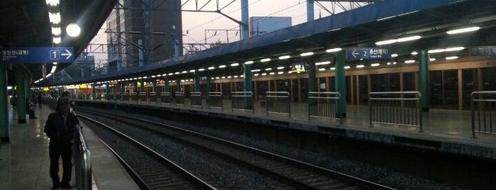 신길역 (Singil Stn.) is one of Subway Stations in Seoul(line1~4 & DX).