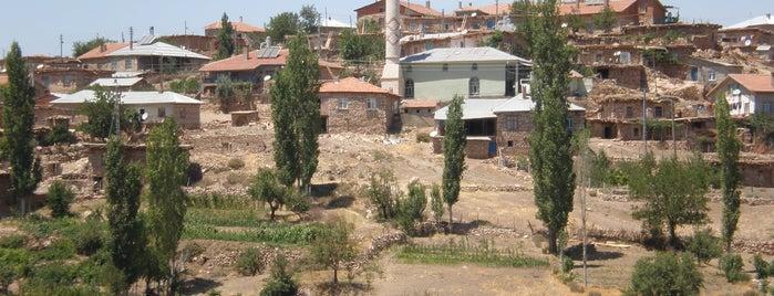 Yukarı Eşenler Köyü is one of Kuyumcu.