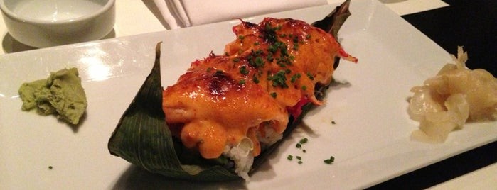 Hama Sushi is one of Must.