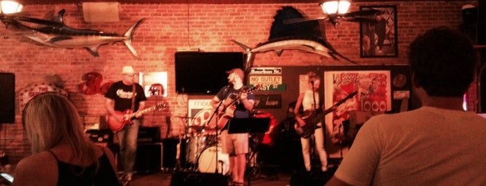 Hopkins Icehouse is one of Arkansas' Music Venues.