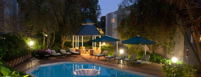 City Lodge Hotel Pinelands is one of Cape Town December Trip.