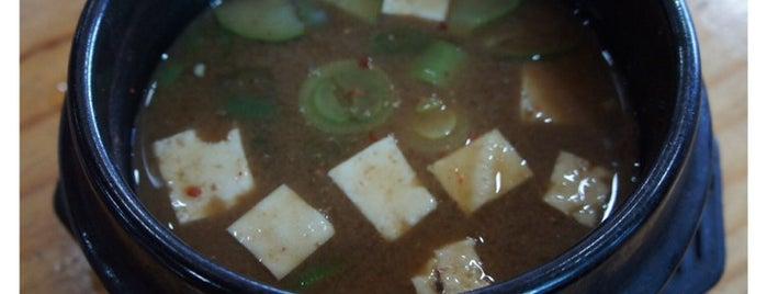 송월관 is one of 한국인이 사랑하는 오래된 한식당 100선.