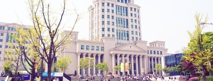 Hankuk University of Foreign Studies is one of Ss.