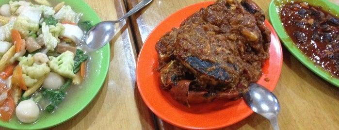 Setia Jaya is one of Top picks for Seafood Restaurants.