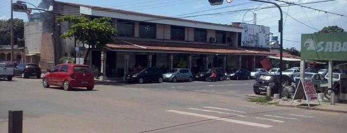 Restaurante Plutão is one of lugares.