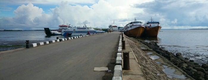 Pelabuhan Rakyat Sorong is one of Napak Tilas Perjalanan N9.