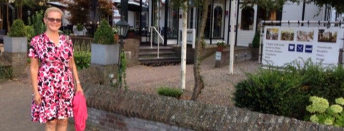 De Witte Holevoet is one of Dinnercheque top lokaties.