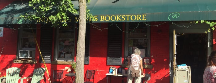 Inquiring Minds Bookstore is one of Things to do in the New Paltz area.