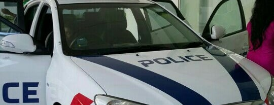 Ministry of Home Affairs is one of Singapore Police Force.