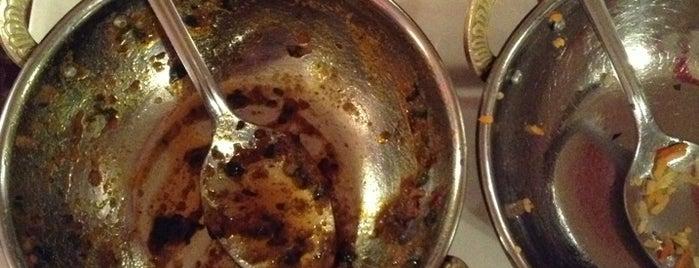 Shalimar Indian Restaurant is one of Dinner.