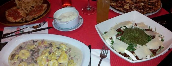 Restaurante O Mamma Mia is one of Donde comer y dormir en cordoba.