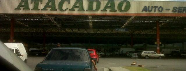 Atacadão is one of Ruas e Cidades.