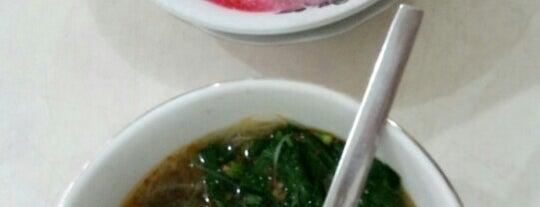 Bakso Jawir is one of Favorite Food.